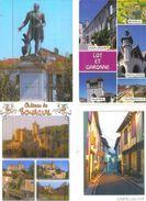 47 / LOT & GARONNE / Lot De 90 C.P.M. écrites - 5 - 99 Postales