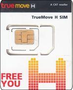 Thailand  Phonecard GSM Card TRUE Mint Mini Sim - Thaïland
