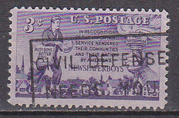 PGL - ETATS UNIS USA Yv N°566 - Verenigde Staten