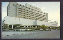 CPSM KOWEIT - KUWAIT - KUWAIT HILTON - TB PLAN Etablissement Hotelier - TB AUTOMOBILES Devant - Koweït