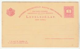 Postal Stationery * Hungary * Avec Carte Réponse - Postal Stationery