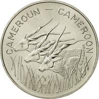 Cameroun, 100 Francs, 1975, Paris, FDC, Nickel, KM:E16 - Cameroon