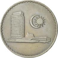 Malaysie, 20 Sen, 1967, Franklin Mint, TTB, Copper-nickel, KM:4 - Malaysie