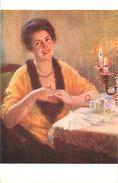 A-17-7340 : EDITION LAPINA.  Retour Du Bal Par ELISE MAIRESSE - Paintings