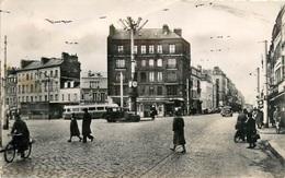CPSM Le Havre-Le Rond Point Et La Rue Du Maréchal Joffre    L2326 - Le Havre