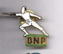 PINS BNP ESCRIME ( Signe Décat ) / 33NAT - Scherma