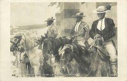 A-17-7356 :  SALON DE PARIS  1904. ATTENDANT L HEURE PAR H. ZO. - Paintings