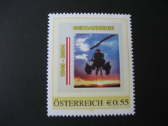 PM 8005037** Gendarmerie In Österreich 1849-2004 - Personalisierte Briefmarken