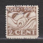 NVPH Nederland Netherlands Pays Bas Niederlande Holanda 139 Used; Nederlandse Reddingsmaatschappij 1924 - Usati