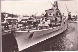 """Photo -  """" COLBERT """" Croiseur Anti Aérien - Barche"""