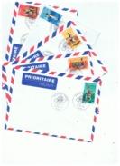 LOT LETTRES  SALON DU TIMBRE PARIS 03 07 2004 - 2000-2009