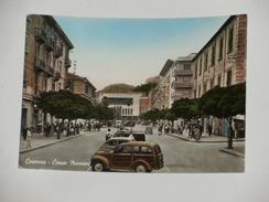 COSENZA - Corso Mazzini - Auto Fiat Giardinetta Topolino - Animata - Cosenza
