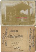 "En 1906-Vincennes-stand Militaire-apprentissage ""chasse à L'homme"" - Old (before 1900)"