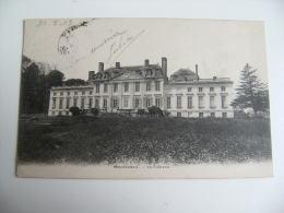 93 Montfermeil 1903 Chateau - Montfermeil