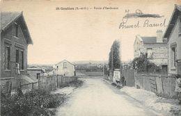 95-SAINT-GRATIEN- ROUTE D'EAUBONNE - Saint Gratien