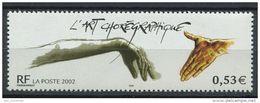 Timbre France 2002 - N° 3507 - Art Chorégraphique - Neuf - France