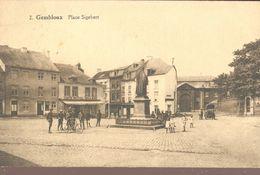 Cpa Gembloux  1928 - Gembloux