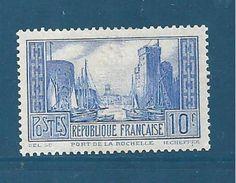 France Timbres De 1929/31  N°261b   Neuf* Tres Petite Trace De Charnière Belle Gomme (cote 125 Euro;) Vendu A 15% - France