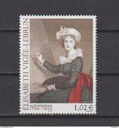 Timbre FRANCE / 2002 / Y&T N° 3526 ** : Elisabeth VIGEE-LEBRUN - Gomme D´origine Intacte - France