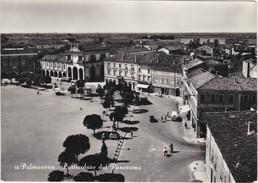 CARTOLINA - POSTCARD - UDINE - PALMANOVA - PARTICOLARE DEL PANORAMA - Udine