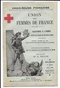 CROIX-ROUGE FRANCAISE - Union Des Femmes De France - Revue Mensuelle - 7ème Série - Avril 1911 - Croix-Rouge