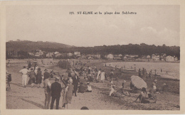 Saint-Elme 83 - Plage Des Sablettes - Edition Léon Barra Toulon - France