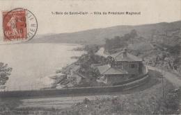 Saint-Clair 83 - Baie De Saint-Clair - Villa Du Président Magnaud - 1910 - France
