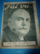 1916 J'AI VU: Quintessence De La Beauté;L'AS Aviateur FLACHAIRE;Feuillets D'Abel Faivre; Femmes Héroïnes;Les POLONAIS - French