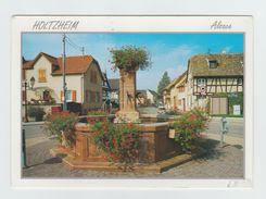 HOLTZHEIM La Place Et La Fontaine - Other Municipalities