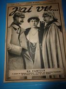 1916 J'AI VU: Athènes; Torpillage De L'ARABIA ;Les AS Français Et British; Constantin-le-germanophile ;Bucarest; Etc - French