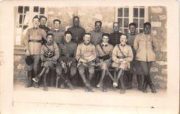 ¤¤  -  Carte-Photo Militaire  -  Officiers Marin ?  -  ¤¤ - Matériel