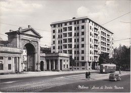 CARTOLINA - POSTCARD -MILANO - ARCO DI PORTA NUOVA - Milano (Milan)