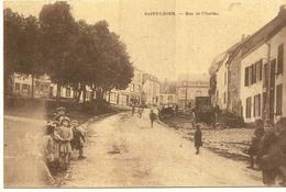 Saint Leger  Rue De L'ourthe - Saint-Léger