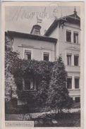JENA - IENA - Hanfriedenhaus - Jena
