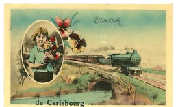 Paliseul Carlsbourg Bonjour De Carlsbourg - Paliseul