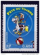 """Timbre Yt 3546 """" Fête Du Timbre . Lucky Luke """" 2003 Neuf - Unused Stamps"""