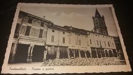 Parma Fontanellato Piazza E Portici Viaggiata - Parma