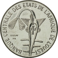 West African States, Franc, 1976, FDC, Steel, KM:E8 - Ivory Coast