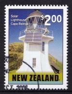 New Zealand 2006 Solar Lighthouse Cape Reinga $2 CTO - - - New Zealand