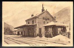 LA PRAZ 73 - La Gare - Etat - France