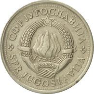 Yougoslavie, Dinar, 1981, TTB, Copper-Nickel-Zinc, KM:59 - Joegoslavië