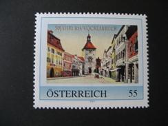 Österreich Personalisierte Marke Postfrisch - BSV Vöcklabruck - Österreich