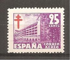 España/Spain-(MNH/**) - Edifil  1019 - Yvert  Aéreo-237A - Nuovi