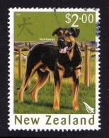 New Zealand 2006 Year Of The Dog $2 Huntaway Used - New Zealand