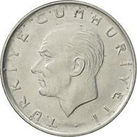 Turquie, Lira, 1974, SUP, Stainless Steel, KM:889a.2 - Turquie