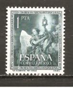 España/Spain-(MH/*) - Edifil  1117 - Yvert  Aéreo-255 - Nuevos & Fijasellos