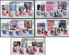 Niederlande 5 KB Trachten Schöne Niederlande 2013 Postfrisch D1-010 - Ongebruikt
