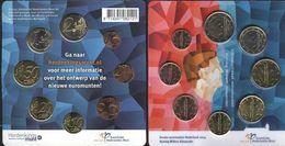 Kursmünzenset Niederlande 2014 D1-020 - [ 9] Mint Sets & Proof Sets