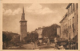 CPA Romans Sur Isére-Place Jacquemart  L2325 - Romans Sur Isere
