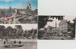17 / 7 / 203  -   LOT  DE  7  CPSM  DE  LILLE  ( 59 )  - Toutes Scanées - 5 - 99 Postcards
